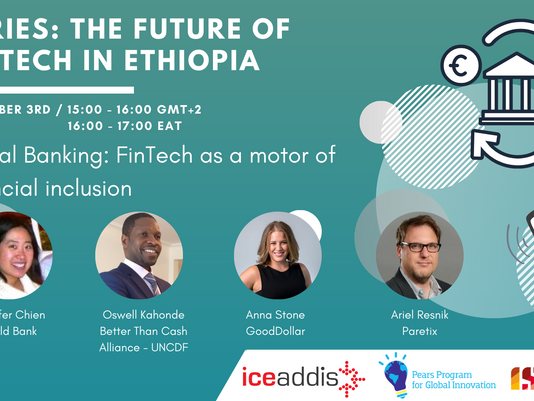 Future of FinTech in Ethiopia #2: FinTech as a Motor of Financial Inclusion