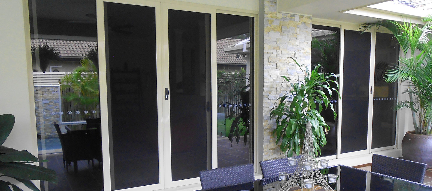 Securty doors Southside screens Panther protect alternative to crimsafe