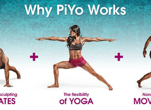PiYo is Coming in February!            Strength and movement with your own body weight!