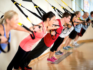 NEW: TRX / KettleBell Plus