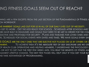 Setting New Fitness Goals! Open the document link for more tools and inspiration....