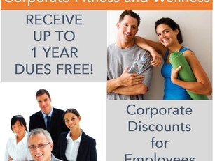 Earn 1 Years Dues Free! Help fellow employees enjoy the benefits we share at Centre Ice Fitness!