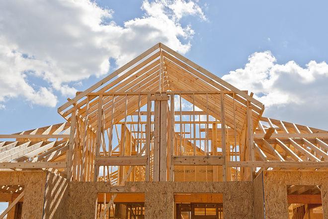 Your dream home. New residential constru