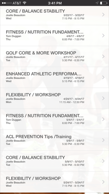 FREE Workshops and Clincs