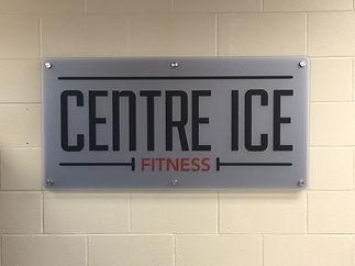 Centre Ice Fitness Logo