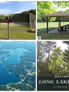 LLP Residents and Guests have access to the Frisbee and baseball park and the picnic area right around the corner!