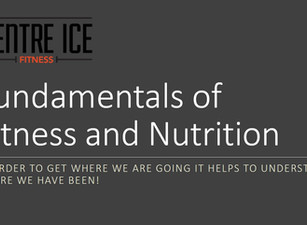Fundamentals of Fitness and Nutrition Seminar