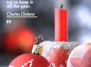 Christmas update & December workshops