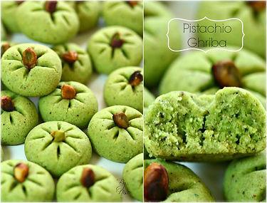 pistachio ghriba