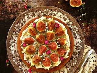 Fig honey Cake