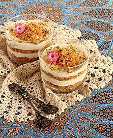 Konafa cups ,knafeh cup