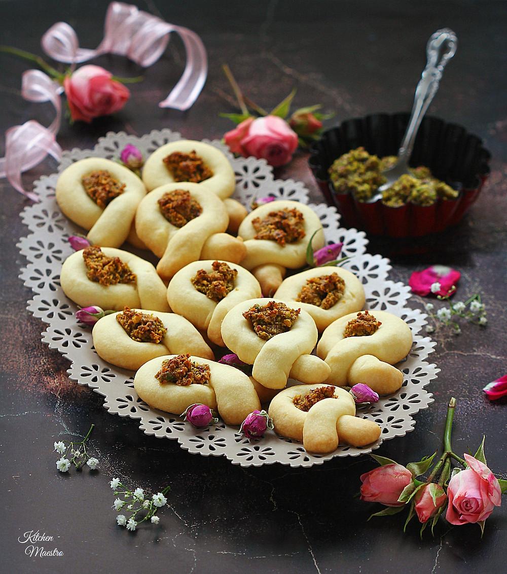 baklava cookies
