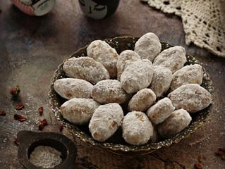 Baid Al Qata(Stuffed shortbread cookies)