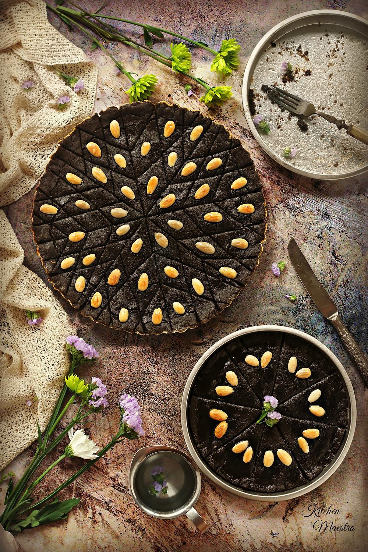 Black seeds Pie