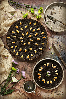 black seed pie