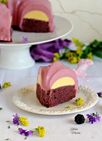 Jello flan cake
