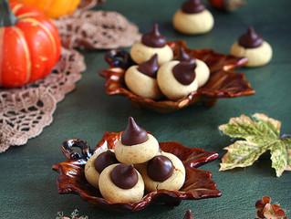 Pumpkin cookies,كوكيز القرع