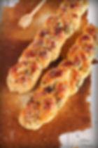 خبز المعروك السوري Ma'arook bread