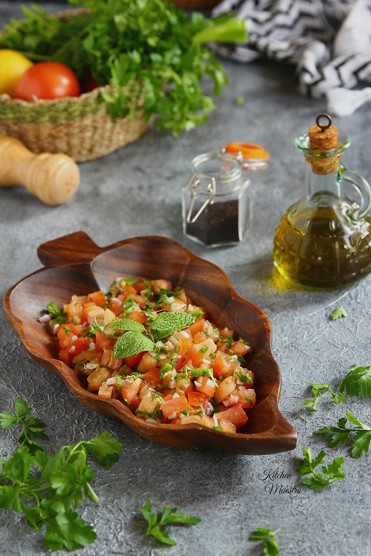 Palestinian Salad