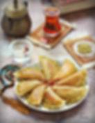 Qatayef, Atayef(middle eastern pancakes