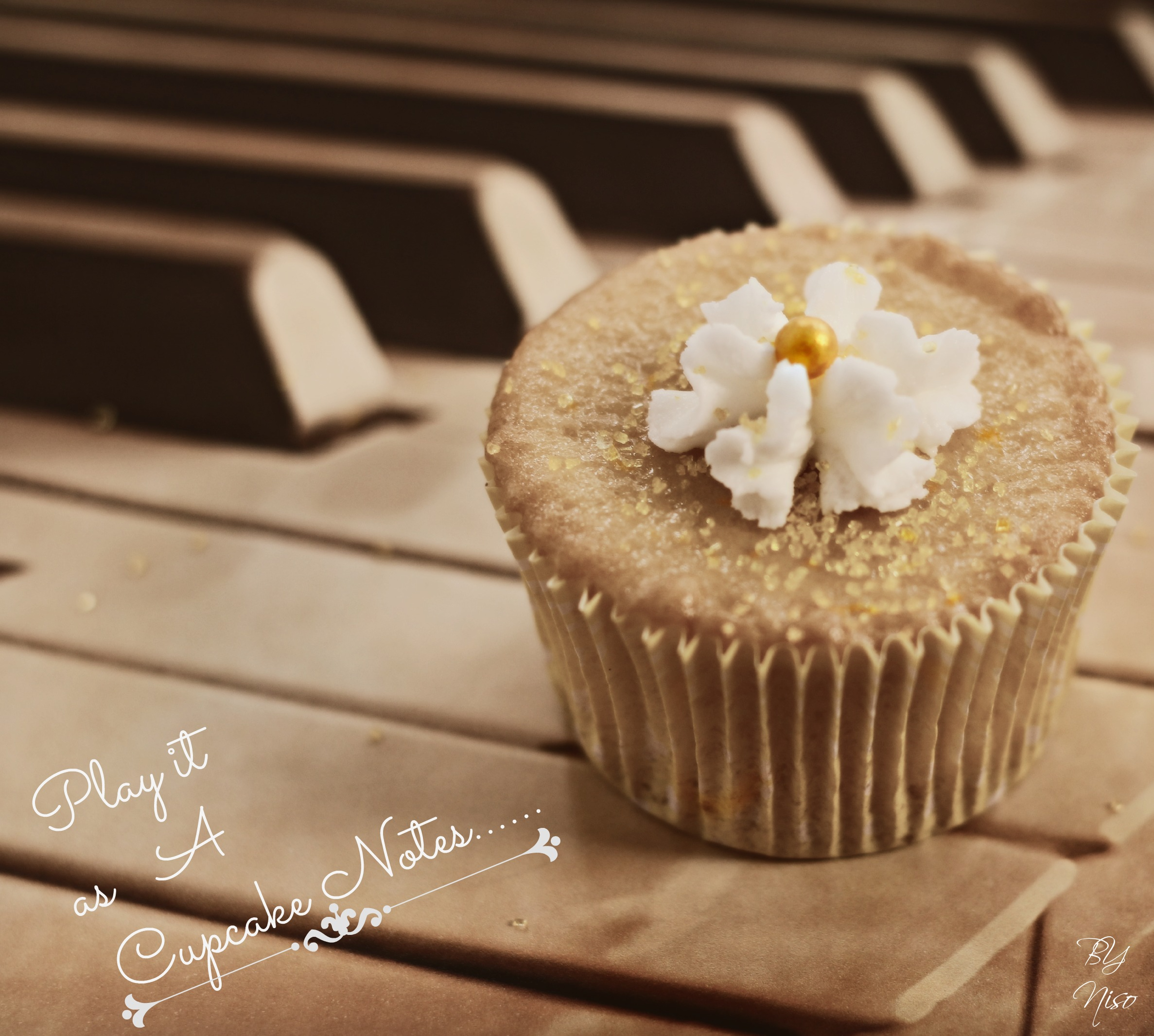 cupcake note