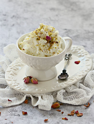 Ashta(clotted cream)