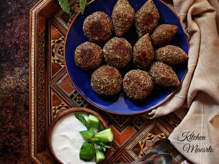 Kfarat Kbab(Jordanian Kebbeh)
