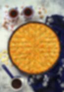 Helbeh/Fenugreek cake