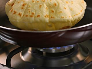 Pita Bread (Arabic bread)