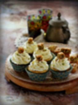 bakalva cupcake