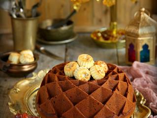 Date Cake, كيكة التمر