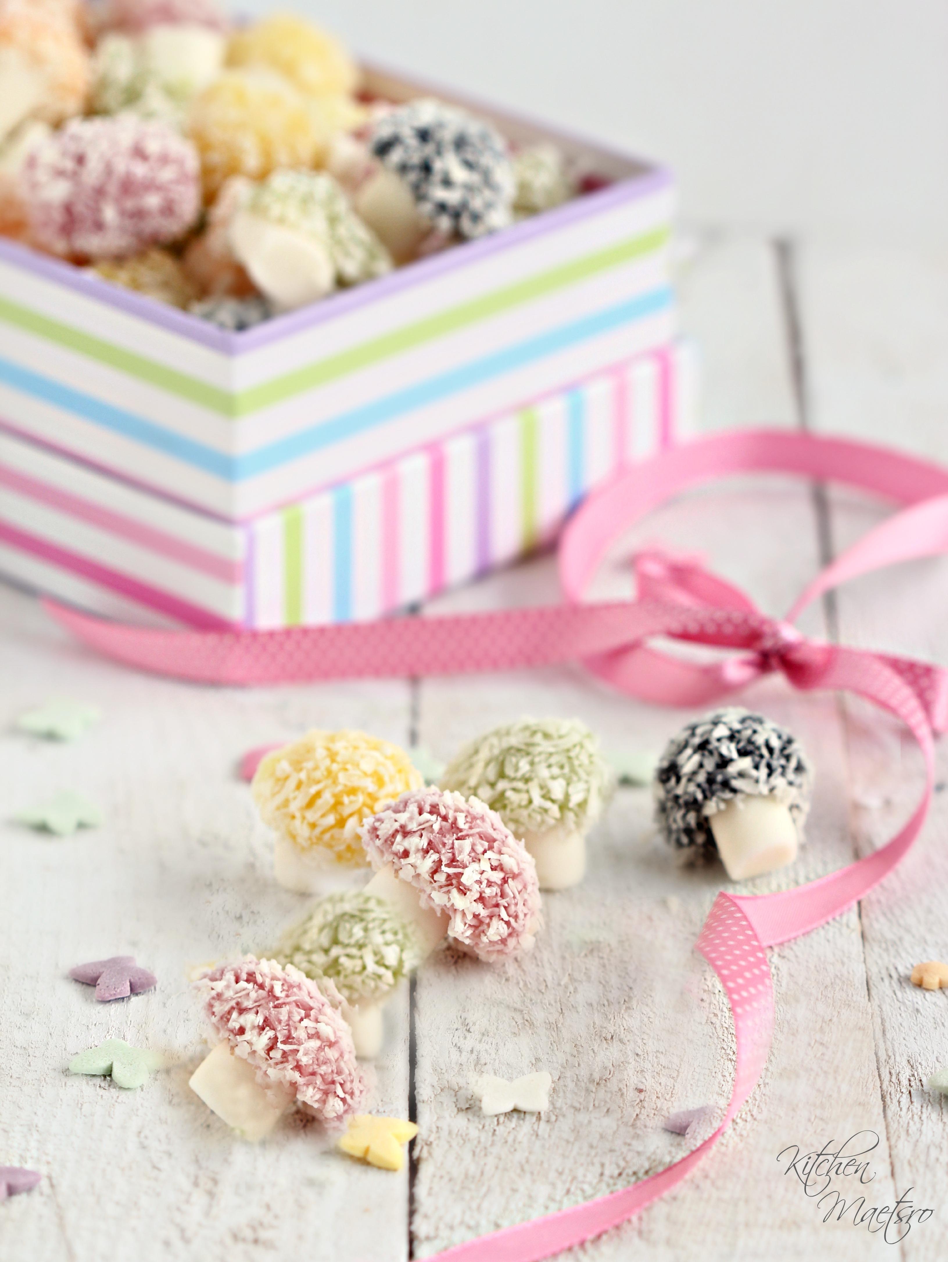 mushroom candy