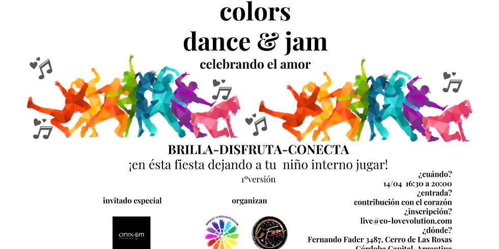Colors Dance & Jam