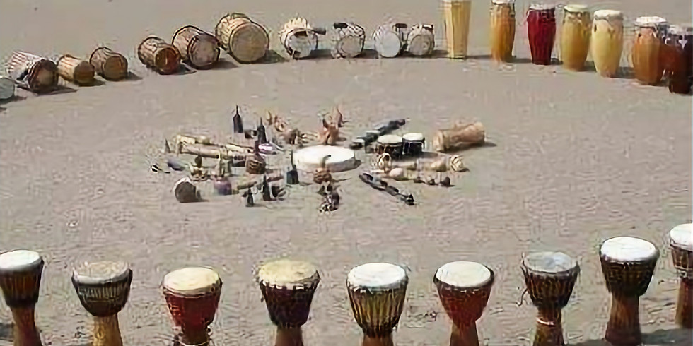 Drum and Dance Session
