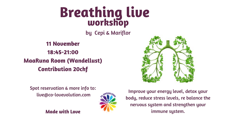 Breathing Live