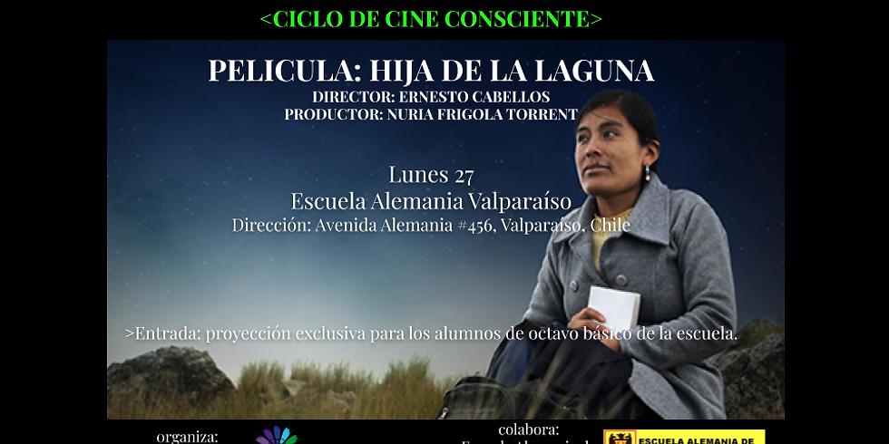 CICLO DE CINE CONSCIENTE - VALPARAISO