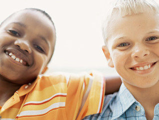Fighting fair - ground rules for boys