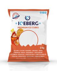 Iceberg Ice Cubes 2 kg