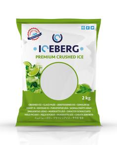 Iceberg Crushed Ice 2 kg