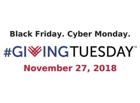 #GivingTuesday is November 27: It's not too late for you to get involved 🎗