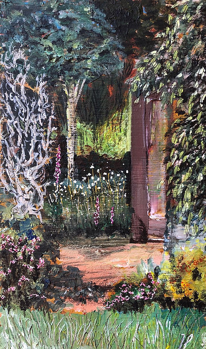 Path to My Greenhouse
