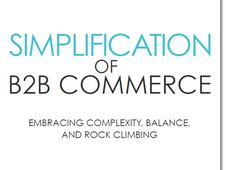 eBook: Simplification of B2B Commerce
