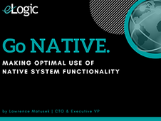 Go Native and Optimize System Functionality [eBook]