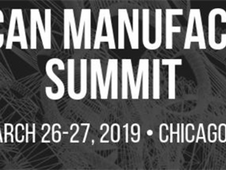 Connect with us at the American Manufacturing Summit