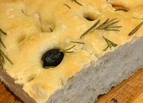 Kids Kitchen Online: Focaccia 15th of September