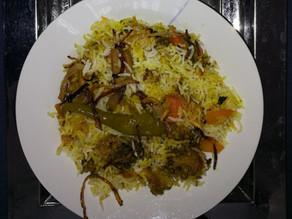 Kids Kitchen Online: Vegetable Biriyani 20th of October