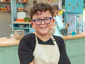 Special Guest on the 1st of July at Aldriche Way East London: Fyn from Junior Bake Off!