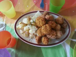 Kitchen Online:  23rd of June Cabbage Cutlets
