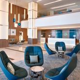 Lobby Level at Holiday Inn Dubai Festival City