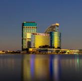 InterContinental and Crowne Plaza Dubai Festival City